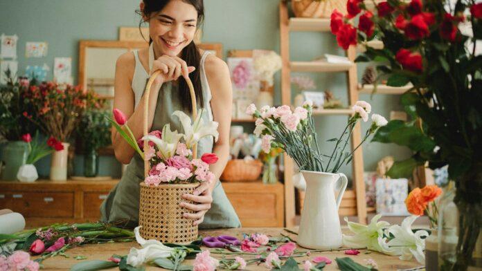 Florist on the web